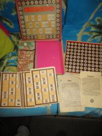 Lotto & Tombola Spiel - Anton Pichlers Witwe & Sohn