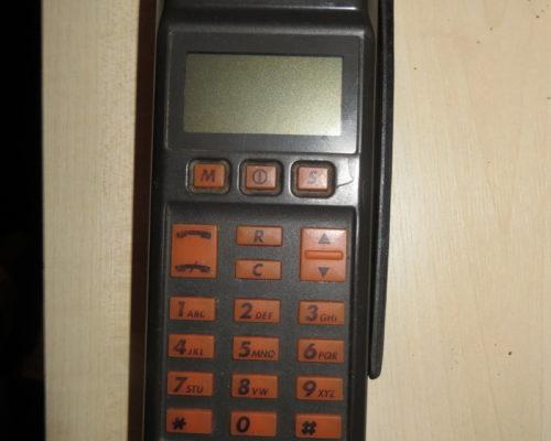 Ericsson Schrack Handy - Bj. 1992