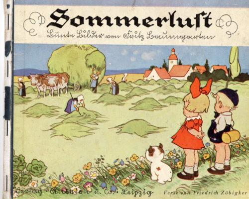 Sommerlust - Fritz Baumgarten - Friedrich Zöbigker