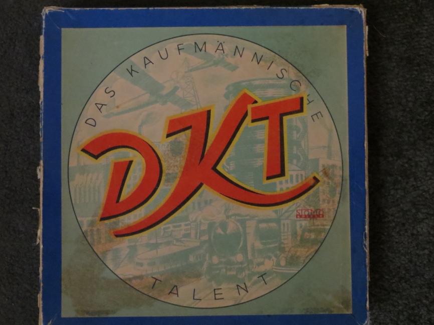 DKT-Stomo Europa Ausgabe 1940