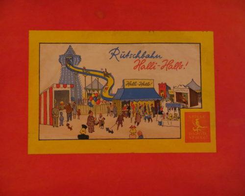 Diana-Spieleverlag Robert Enz - Rutschbahn Halli-Hallo