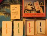 Hausser Spiele  Elfer raus - 80 Karten - 4 Farben