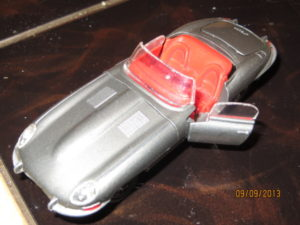 Tekno Jaguar E-Type