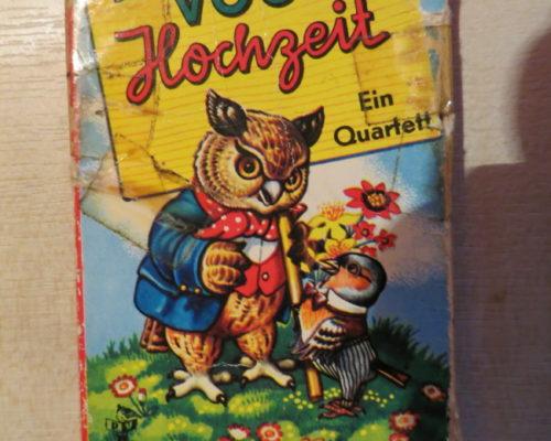 Die Vogelhochzeit - Quartettspiel - Liesel Lauterborn