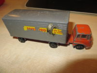 Lesney - York Freightmaster Trailer - Bedford Tractor