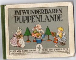 Im wunderbaren Puppenlande  Alfred Hahn Verlag Nr. 44, 6. - 8. Auflage