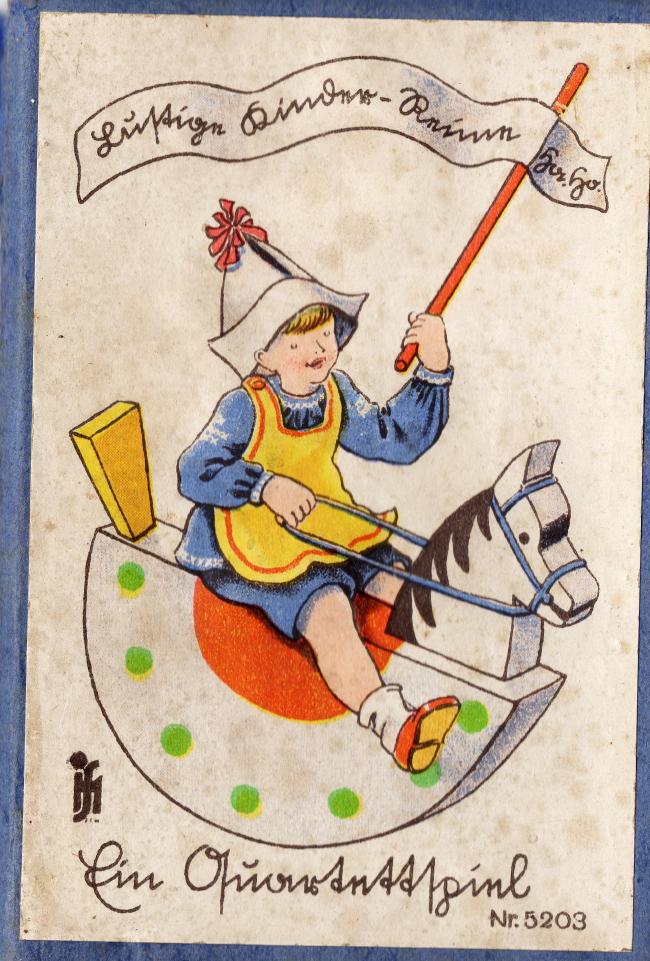 Quartettspiel Nr 5203 Deckblatt Logo Verlag Scholz