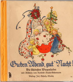 Scholz Verlag Nr. 415 Guten Abend gut Nacht