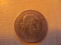 1 Florin 1868 - Österreich-Ungarn / 1 Florin 1860