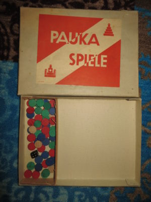 Pauka Spiele Reinhold Kiesel