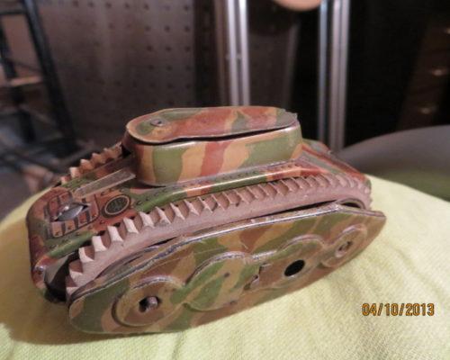 Gescha Panzer Tank 65-3F