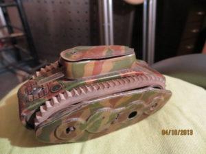 Gescha-Panzer-Tank-65-3F