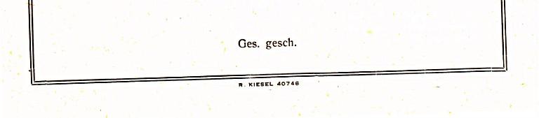 Spielregeln Seite 2 - Signatur R. Kiesel mit Nr. 40746