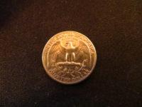 quarter dollar 1969 USA
