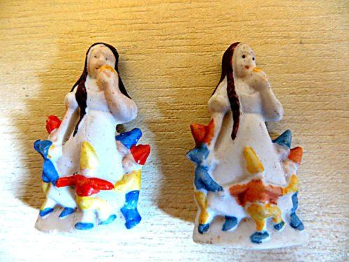 Schneewittchen 2 Figuren