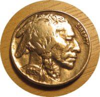 5 Cent 1935