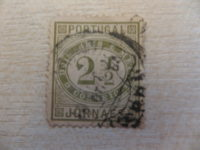 Zeitungsmarken Portugal 2 1/2 Reis 1894