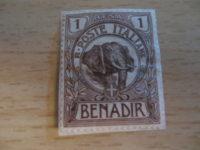 Benadir 1 Besa 1903