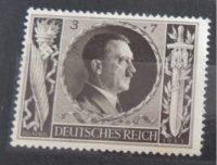 3 Pfennig + 7 Hitlers 54. Geburtstag