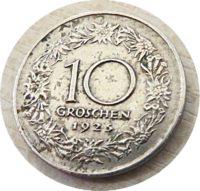 10 Groschen 1925