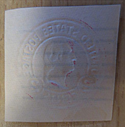 two cent design U93 rueckseite