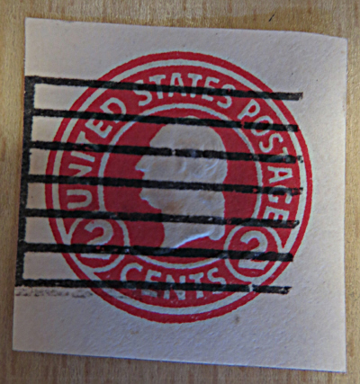 two cent design U93