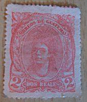 2 reales 1878 guatemala