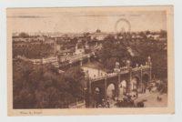 2,5 Kronen 10 Kronen 1913 Postkarte Wiener Prater 1913