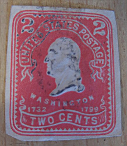 two cents washington carmine design U86