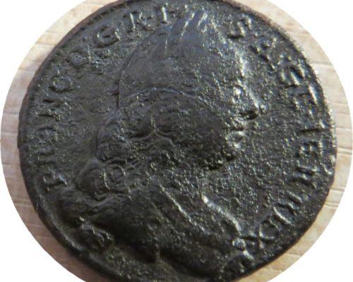 1 Kreuzer 1762 G