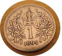 1 KRONE 1900 / 1902 / 1903 / 1893 / 1894  Silbermünzen Österreich