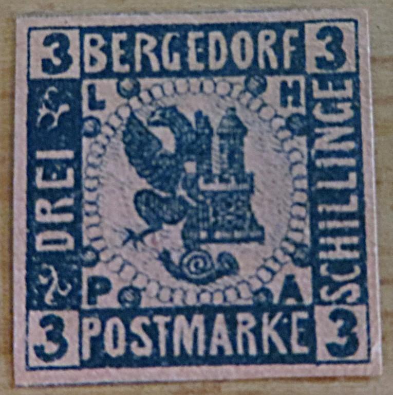 3 Schilling Bergedorf