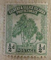 gilbert ellice island Protectorate