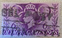 6 d olympic games 1948