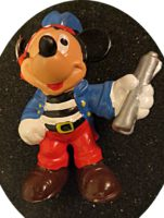 Mickey Mouse handpainted Bullyland