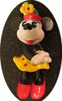 Minnie Mouse handpainted Bullyland