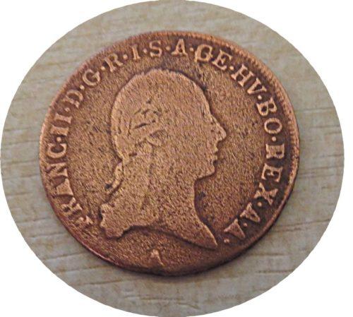 1 Kreuzer 1800 A