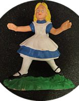 Alice im Wunderland Bullyland handpainted