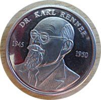 Karl Renner Medaille