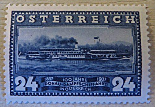 24 Groschen DDSG