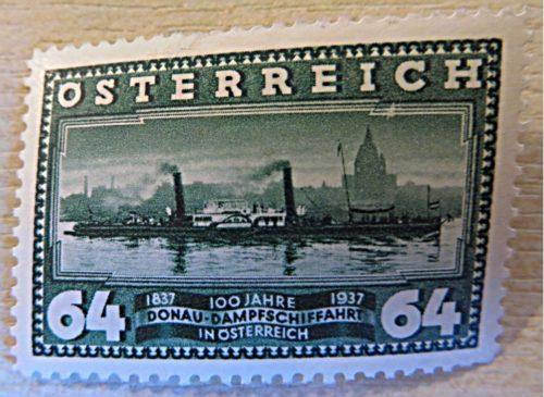 64 Groschen DDSG