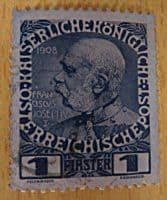 Levante 1908 Österreich Jubiläumsausgabe Para - Piaster