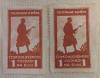 Legion Post Tschechoslowakei 1919