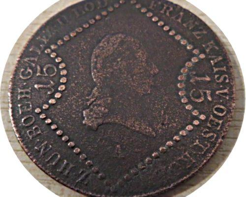 15 Kreuzer 1807