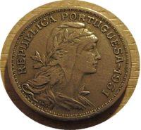 50 Centavos 1931 Portugal
