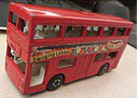 Matchbox Lesney Superfast Nr.17-B THE LONDONER
