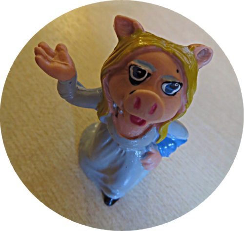HA! 1976/77 Miss Piggy