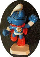Superman Schlumpf Schleich