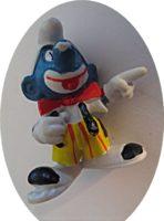 Spassmacher Schlumpf Schleich 1980 Clown Schlumpf Schleich