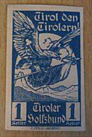 1 Heller Tiroler Volksbund